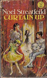Curtain Up by Noel Streatfield