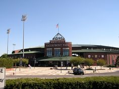 Home of Trenton Thunder-Yankees Double-A Affiliate