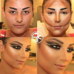 """""""The Work of Samer A. Khouzam - Make-Up Artist"""""""