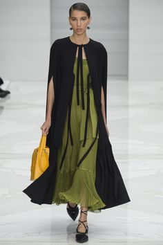 Salvatore Ferragamo Spring 2016 Ready-to-Wear Fashion Show - Alice Metza