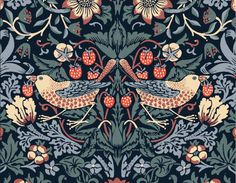 When in doubt just William Morris. Is it a table cloth? A button down? A suit? A chuppah?