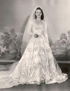 1947 bride