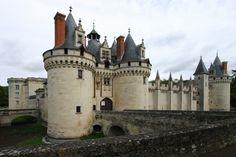Chateau de Dissay, Poi-tou-Charentes, France