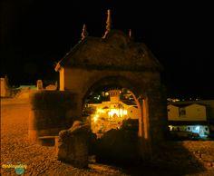 Porte-de-la-ville-Ronda-de-nuit