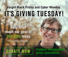 We've suffered through Black Friday and Cyber Monday, but more and more people are eschewing these frenzied traditions and participating in Giving Tuesday instead — a day dedicated to charitable giving and volunteership.