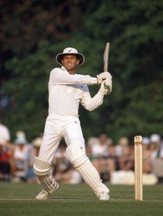 20 Martin Crowe. 1990-4. 18-2-7-7. Right hand batsman and medium pace bowler.