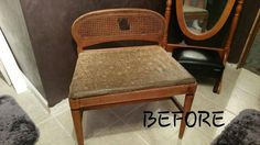 Hometalk :: New Life for an Old Chair