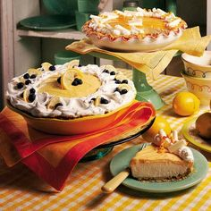 Learn how to make Lemon-Blueberry Cream Pie. MyRecipes has 70,000+ tested recipes and videos to help you be a better cook