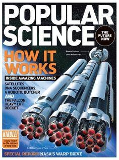 Popular Science (1-year auto-renewal) $5.00