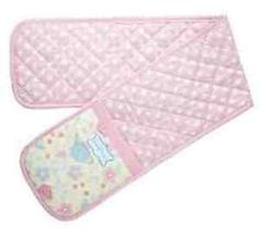 SWEETLY-DOES-IT-DOUBLE-COTTON-OVEN-GLOVES-PINK-FLORAL-DESIGN