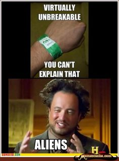 Ancient Aliens FTW!