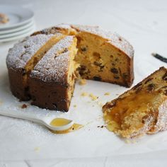 Debra Lee has turned an unusual combination into something incredible with this Sweet Potato, Custard and Sultana Cake.