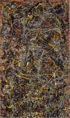 Number 5 ~ Jackson Pollock
