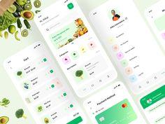 Drink App, Grocery Delivery App, Application Design, Mobile App Development Companies, Ui Kit, App Design, I Card, Pos, Homework