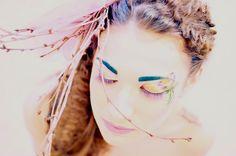 La primavera_canvas #4 Up Theme, Make Up, Mirror, Studio, Hair Styles, Artwork, Beauty, Spring, Maquiagem