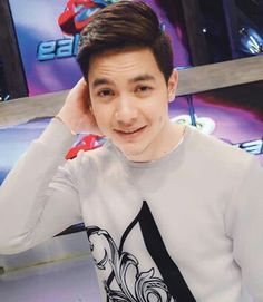Oh my bae! Alden Richards, Boyfriend Goals, Embedded Image Permalink, Beautiful People, Fangirl, Crushes, T Shirts For Women, Celebrities, Kids