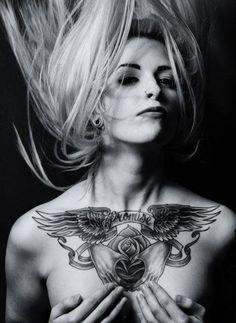 Free Tattoo Ideas is your FREE Tattoo Ideas and Tattoo Designs website! Get your Tattoo Ideas, Tattoos Designs and Tattoo Flash only at Free Tattoo Ideas. Tattoo You, Love Tattoos, Sexy Tattoos, Beautiful Tattoos, Body Art Tattoos, Girl Tattoos, Tattoos For Women, Tattooed Women, Tatoos