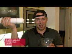 tvarohové nanuky - YouTube