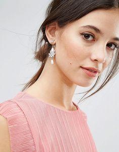 Image 3 of Bill Skinner Hare Freshwater Pearl Earrings | ASOS ...