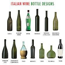 I've always loved differently shaped wine bottles. They can really add elegance to your reds and whites. Italian Drinks, Italian Wine, Whisky, Chicken White Wine Sauce, History Of Wine, Wine Folly, Wine Bottle Design, Antique Glass Bottles, Wine Guide