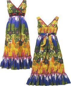 Wild And Wonderful Dress