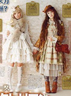 Mori Girl – How to get the look | Kawaii Street Fashion