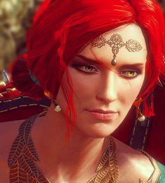 The Witcher 3  Triss Merigold
