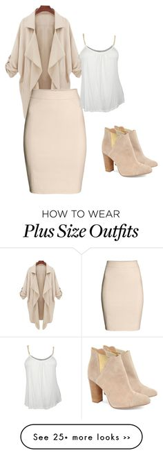 """Simple Chic Profession"" by petite-chic on Polyvore"