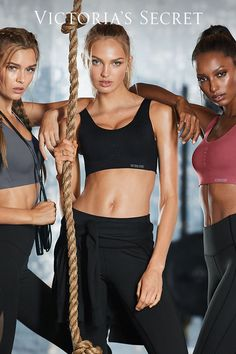 The Angel Max Sport Bra: for 3x the sexy. | Victoria Sport