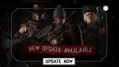 Update Now MKX Mobile