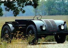 1944 Minneapolis Moline UDXL Prototype