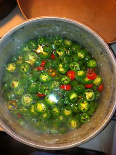 Recipes We Love: Canning Jalopeno Rings