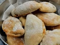 Atomic Breads  Stuffed with Black Olives and Tomato Sauce خبزات الزيتون ... My Favorite Food, Favorite Recipes, Mary Poppins, Tomato Sauce, Olives, Breads, Group, Black, Bread Rolls