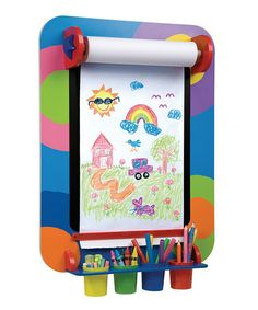 Take a look at this My Wall Easel Kit by ALEX on #zulily today!