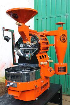 #pražírna #kávy #coffee #roaster TOSTADOR DE 2 KILOS/CICLO