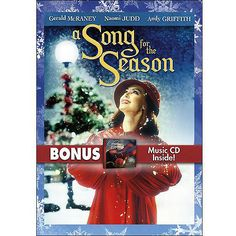 A Song For The Season (With Christmas Concert CD). When Cal (Gerald McRaney) and his niece Fern (Alison Pill) move to Bethlehem, Kentucky, they are lacking Christmas spirit. Cal must tackle the depressing job of digging the school district out of a deep financial hole while Fern is angry about yet another move, this time to the home of her eccentric grandfather (Andy Griffith). But when they meet the lovely music teacher, Lily Waite (Naomi Judd), both Cal and Fern have a change of heart…