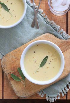Aigo Bouido - Provençal Garlic Cure-All Soup