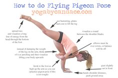 Pin now, practice flying pigeon pose later! Wearing: lululemon shorts, sweaty betty tank (on sale!)c/o.