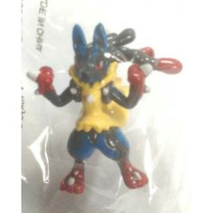Pokemon Center 2014 Chupa Surprise XY Series Pokeball Mega Lucario Figure & Candy