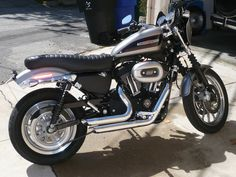 Custom Sportster - Harley Davidson Forums