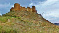 Publicamos el castillo de Montearagón. #historia #turismo http://www.rutasconhistoria.es/loc/castillo-de-montearagon