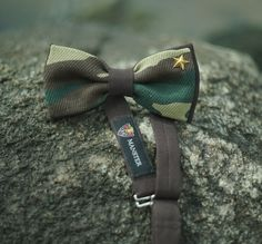Military bow tie shoot and produced by manster.ru