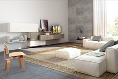 Giellesse - Day & Night Collections - perfect for living rooms and bedrooms. For more information contact the UK Agent Team on rooms@moretti-rosini.com