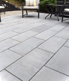 Sandstone Pavers Pools Patios Coping 2019 stone-pavers-nautical-gray-cape-cod-nantucket The post Sandstone Pavers Pools Patios Coping 2019 appeared first on Patio Diy. Stone Patio Designs, Paver Designs, Backyard Patio Designs, Diy Patio, Backyard Landscaping, Backyard Ideas, Garden Ideas, Concrete Patios, Brick Patios