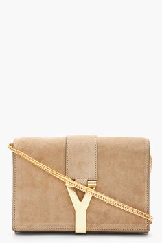 saint laurent 'chyc' shoulder bag.