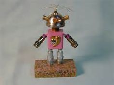Found Object Robots - - Yahoo Image Search Results