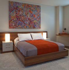 guest bedroom art