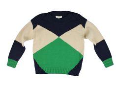Stella McCartney kids pumpkin sweater | Little Vida