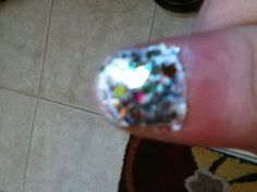 Just got done with my NAILS