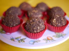 Peanut Butter and Jelly Truffles